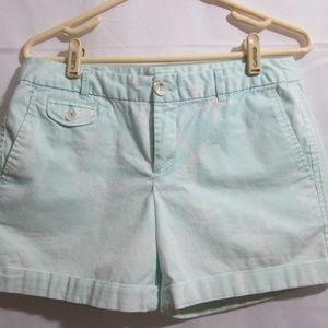 Banana Republic Mini Cuffed Shorts Size 8